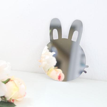 토끼 안전거울