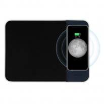 세비즈  5W 책상용 사무실용 스마트폰 무선충전 마우스패드 CM20