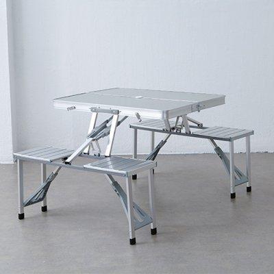 캠핑 테이블 세트 HXPT-8828