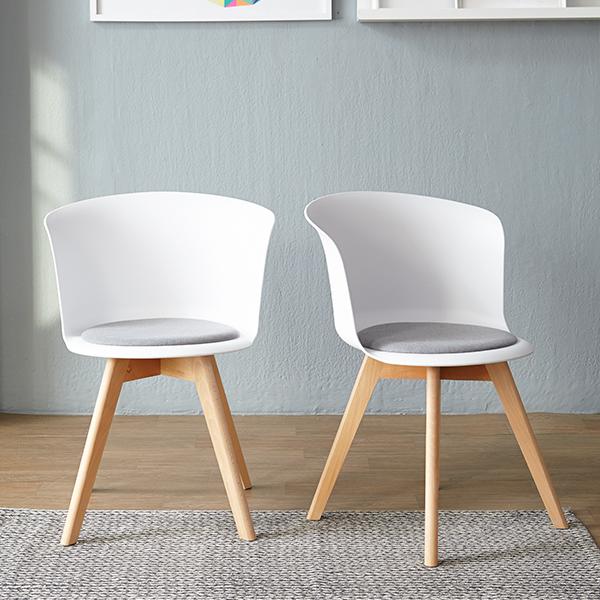 로디 의자 1+1