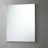 게디 시공형 스틸 거울 2590
