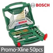 보쉬 X-Line 50pcs 다목적비트세트 기리세트