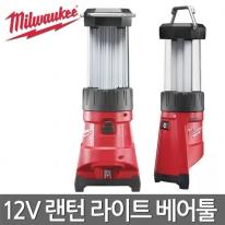 [밀워키] 12V LED 랜턴 라이트 M12 LL-0 본체만