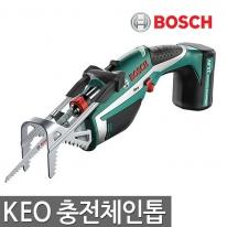 보쉬 충전정원용톱 KEO 10.8V 정원손질 원예톱 미니컷소