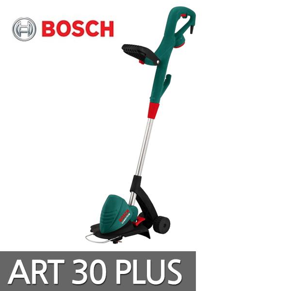 보쉬 전기예초기 ART30+ 550W 정원잔디깍기 바퀴포함
