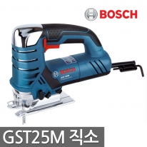 보쉬 직소기 GST25M 직쏘 670W 목재철재절단(날포함)