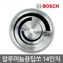 보쉬 팁쏘 356mm 알루미늄용원형톱날 14인치