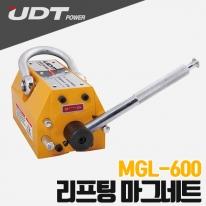 [UDT] 리프팅 마그네트 MGL-600 (600kg) 자석리프팅