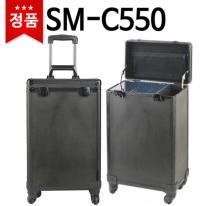 스마토 캐리어형 AL공구가방 SM-C550 측정공구 삼각대 보관함
