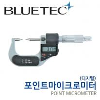 블루텍 포인트마이크로미터(디지털) BD342-025 0-25mm