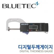 블루텍 디지털 두께게이지 BD547-025 0-25mm 0.01mm