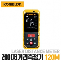 코메론 레이저거리측정기 LM212 (120m) 자동 수직수평