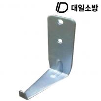대일소방 소화기걸고리 3.3kg이하 소화기걸이대 분말식소화기 소방안전