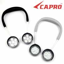 카프로 충전식 LED 목걸이랜턴 직진형/확산형