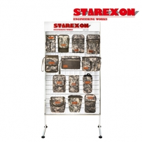 스타렉슨 밀리터리파우치 세트 ST-5200 진열대 공구집