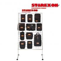 스타렉슨 블랙파우치세트 ST-7200 진열대 공구집