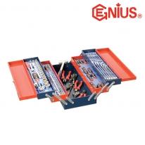 지니어스 공구세트 MS-110TS (110PCS) 비트세트,렌치세트 펜치,해머,플라이어포함