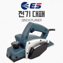 ES산전 전기대패 P682 (3˝,500W) 목재 목공작업 연마