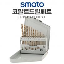 스마토 코발트드릴세트 13본조(1.5~6.5) 드릴날 비트
