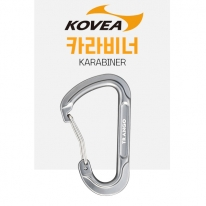 코베아 포징D 카라비너 TAC-02 캠핑고리 트랑고