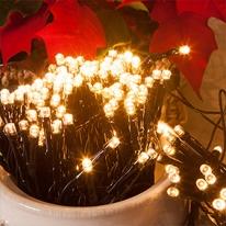 LED 무뚜기 트리 300구,크리스마스 트리 전구