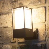 심플 큐브 방수 벽등