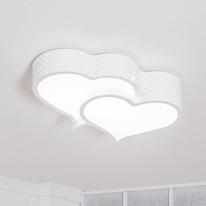 더블 하트 LED 50W 방등