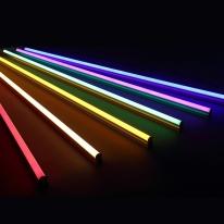 LED T5 간접조명5W,9W,14W,18W(레드,블루,그린)