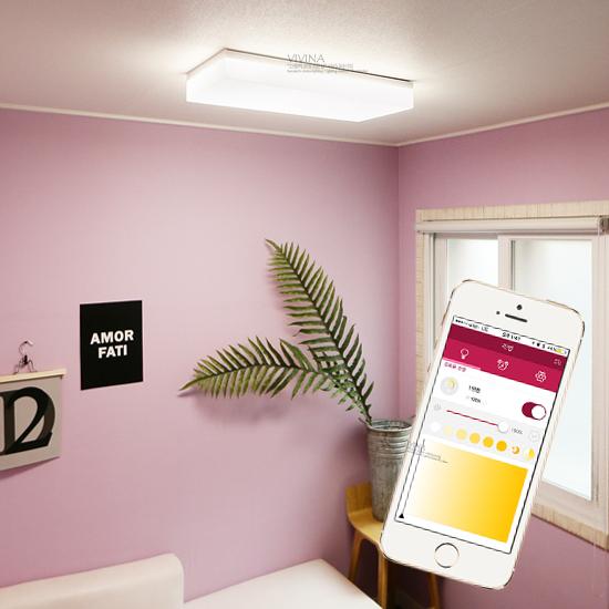 레니아스마트 LED디밍직사각형(60W)