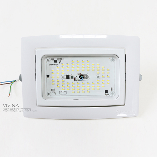 (램프맨)AC-LED매입투광기 35W/간판조명/실외조명