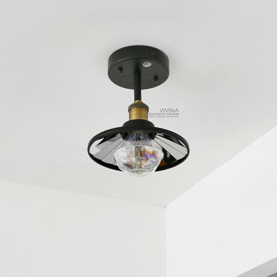 LED셀러미러1등 직부/센서등(E26)