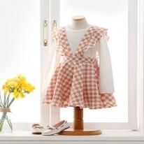 패턴 P1052 Skirt 아동 스커트
