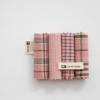 원단패키지]아즈미노-파스텔(핑크)4종[1/8마]92795