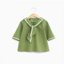 패턴 P1035 Dress 아동 원피스