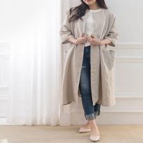 패턴 P1030 Jacket 여성 자켓