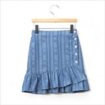 패턴)75-838 P901-Skirt(아동 스커트)
