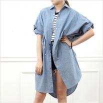 패턴)74-905 P853-Shirt(여성 셔츠)