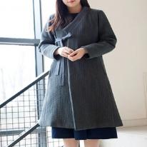 패턴)76-907 P1004 - Hanbok(여성 두루마기)