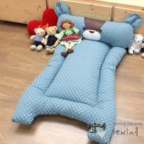 패턴]P801-Accessories(유아용 보트 침대)