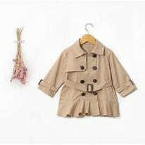 패턴]74-837 P784-Coat(아동 코트)