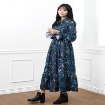 패턴]75-230 P858-Dress(여성 원피스)