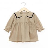 패턴]75-471 P874 - Dress(아동 원피스)/반팔제작