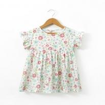 패턴]75-732 P897 Dress(아동 원피스)