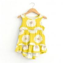 패턴]73-774 P664-Dress(아동 원피스)