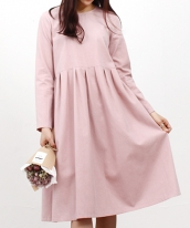 패턴]75-423 P867-Dress(여성 원피스)