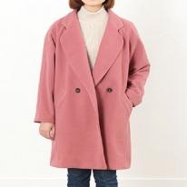 패턴]74-495 P798-Coat(여성 코트)