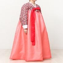 패턴]68-632 P458-Hanbok (여성 한복)
