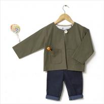 패턴]72-697 P571-Jackets(아동 자켓)