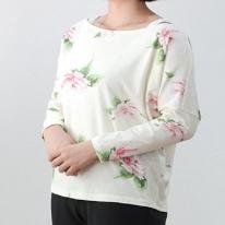패턴]74-278 P762-Tshirt(여성 티셔츠)