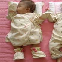 패턴]37-640 P738-Baby suit (배냇 저고리)